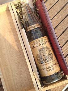220px-Massandra_Kokur_desertniy_Surozh_wine_from_1980_vintage