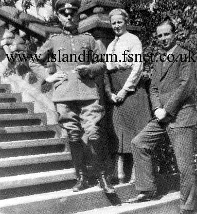 Lt Hans Gerd von Rundstedt WM