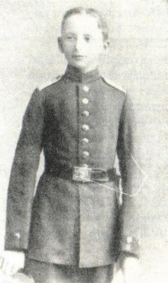 Erich von Lewinski genannt von Manstein