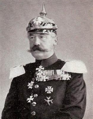 Generalleutnant Georg Abrecht Ernst von Manstein 1844-1913