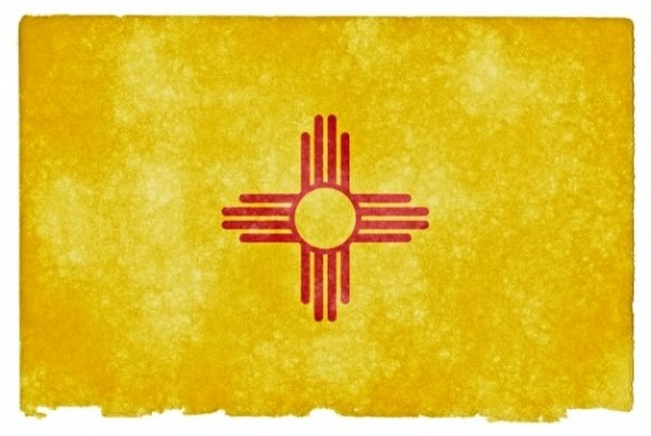 new-mexico-grunge-flag_61-1637