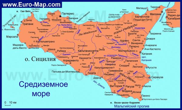 karta-ostrova-siziliya-na-russkom-yazyke