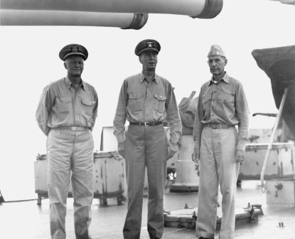 Nimitz-King-Spruance