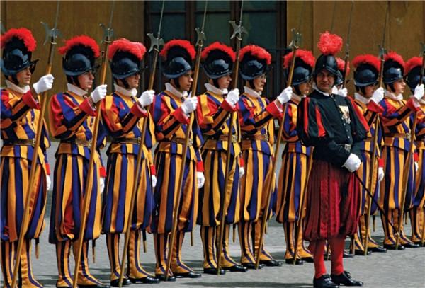 швейцарская-гвардия