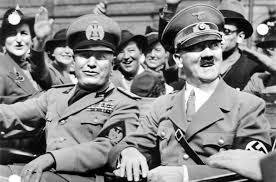 Дуче и фюрер