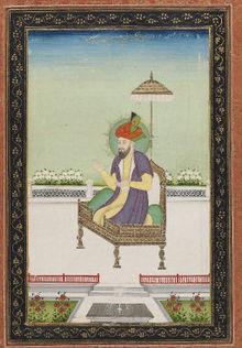 220px-Umar_Shaykh_Mirza,_1875-1900