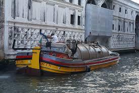 Ассенизаторская лодка