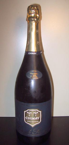 Chimay_bleue_grande_réserve_Millésime_1999_Vintage_magnum