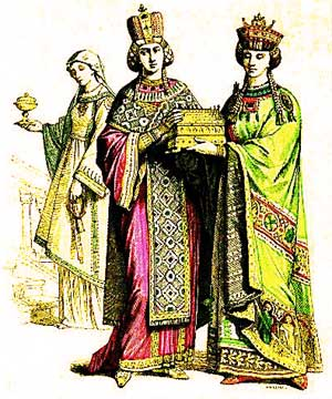 5-ByzantineEmpressPrincess