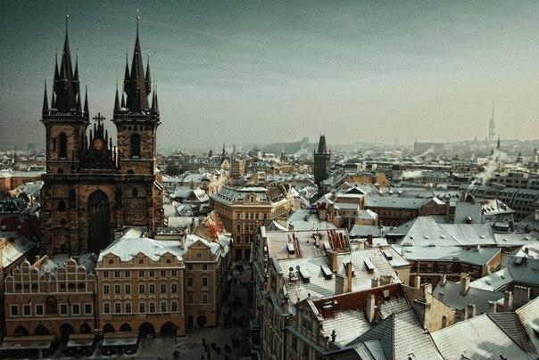Зимняя-Прага