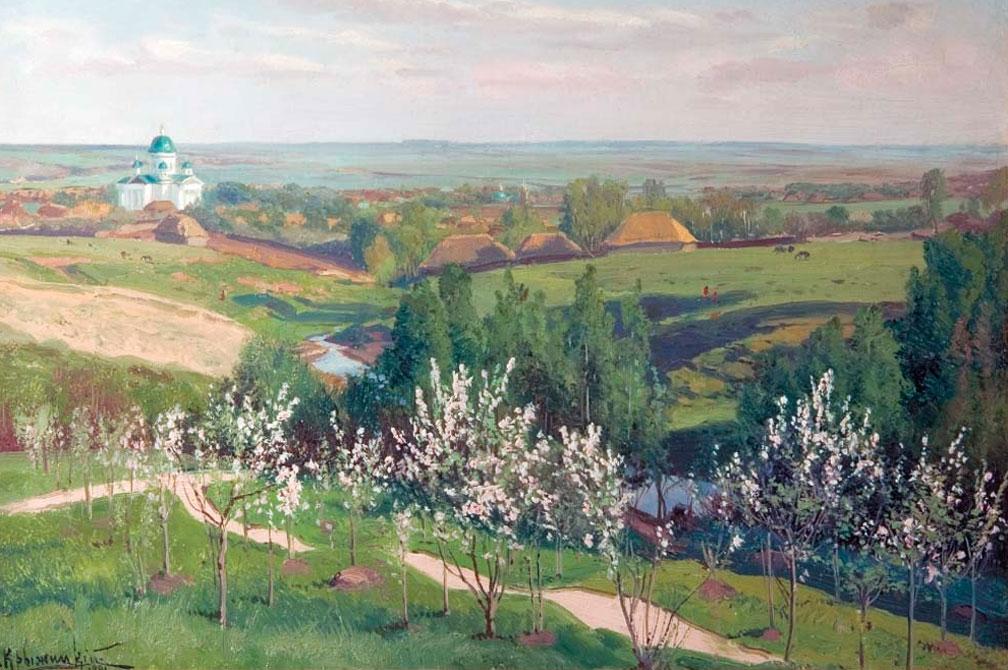 Серебряные пруды, 1891.jpg
