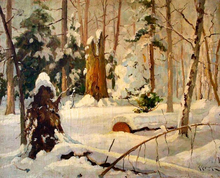 Зимний лес, 1899.jpg
