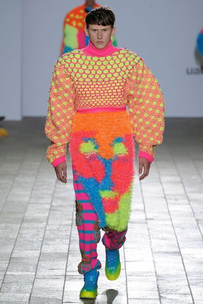See all the Collection photos from Central Saint Martins Ba Autumn/Winter 2013 Ready-To-Wear now on British Vogue