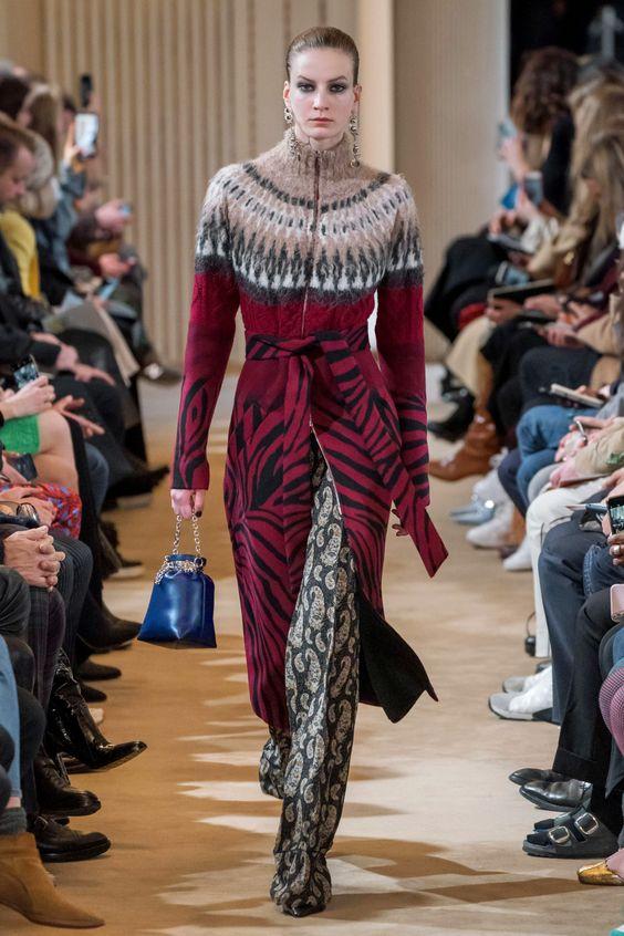AltuzarraОсень-зима 2019/2020 / Ready-To-Wear / НЕДЕЛЯ МОДЫ: Париж