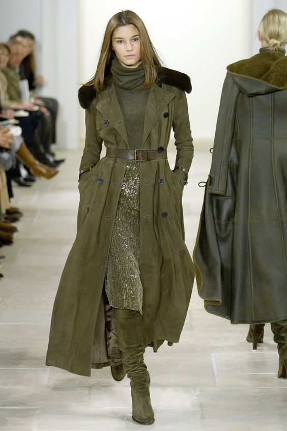 Ralph LaurenОсень-зима 2006/2007 / Ready-To-Wear / НЕДЕЛЯ МОДЫ: Нью-Йорк