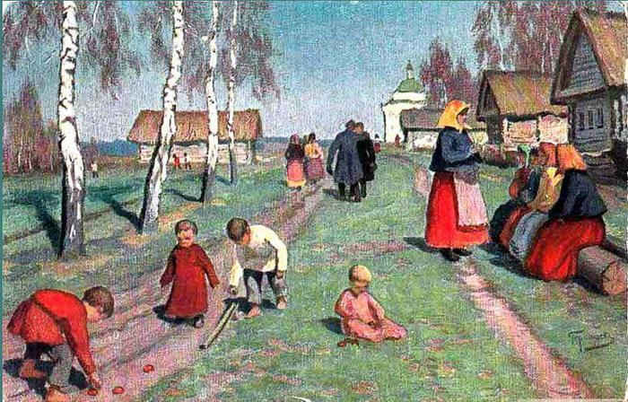 Михаил Маркианович Гермашев...