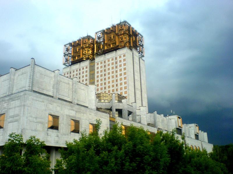 Ленинский проспект, дом 32а  Президиум РАН        фотография  ida_mikhaylova