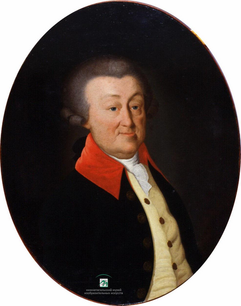Действительный Статский советник Прокофий Акинфиевич Демидов (годы жизни 1710 — 1786гг)