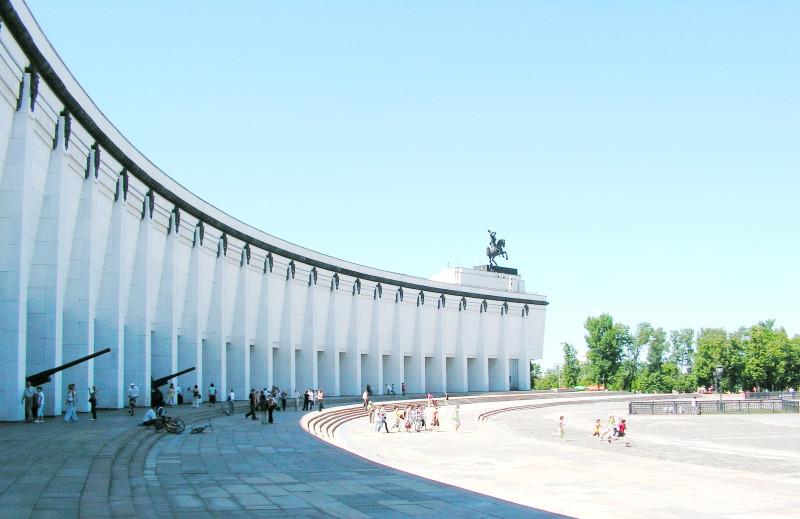 Москва, Парк Победы, фото автора ida_mikhaylova