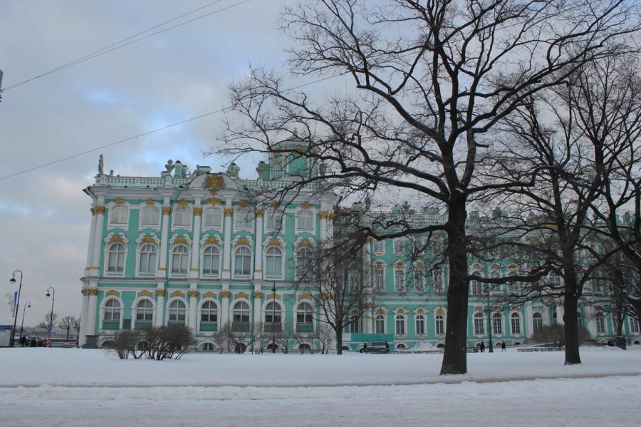 Петербурские улицы в середине  января 2012 э.jpg