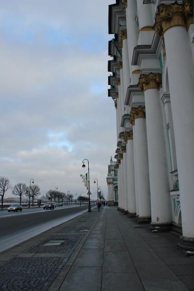 Петербурские улицы в середине  января 2012 ю.jpg