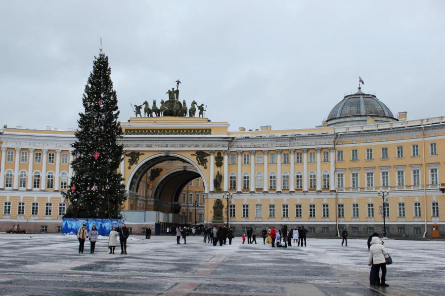 Петербурские улицы в середине  января 2012 щ.jpg