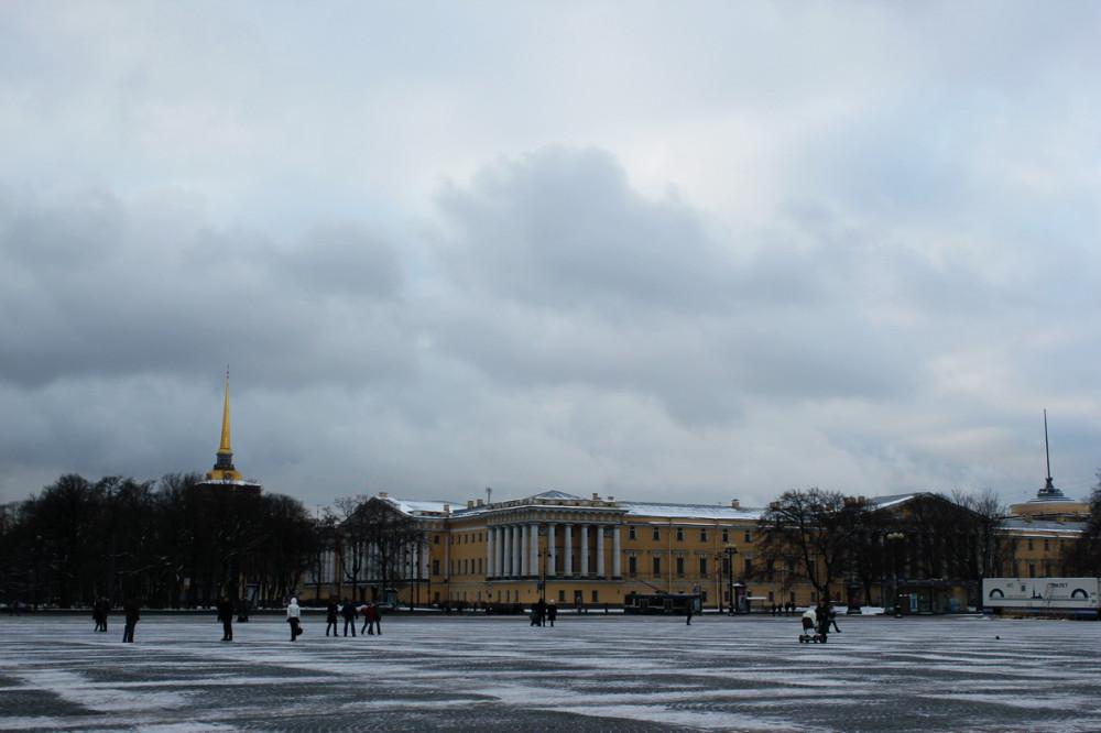 Петербурские улицы в середине  января 2012 ф.jpg
