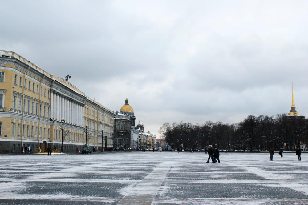 Петербурские улицы в середине  января 2012 т.jpg