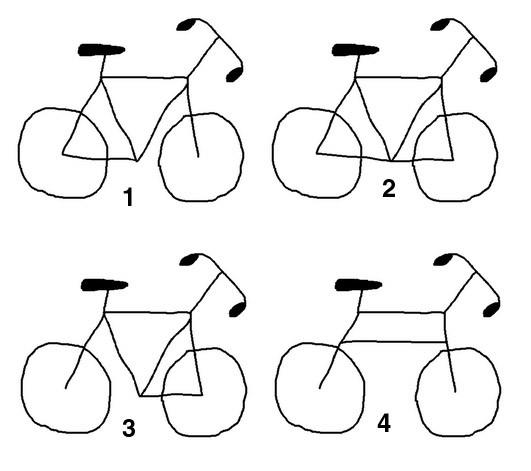 глаза картинки велосипедиста карандашом поэтапно случае сильвер бэй