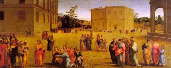 Joseph-Presents-his-Father-and-Brothers-to-the-Pharoah-Francesco-Granacci
