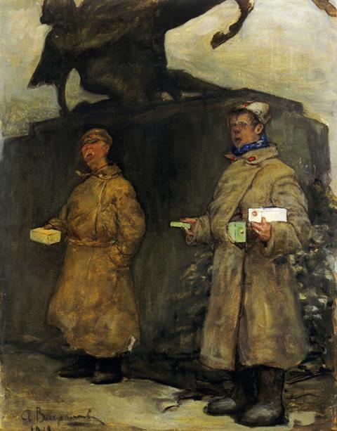 soldaty u anichkova