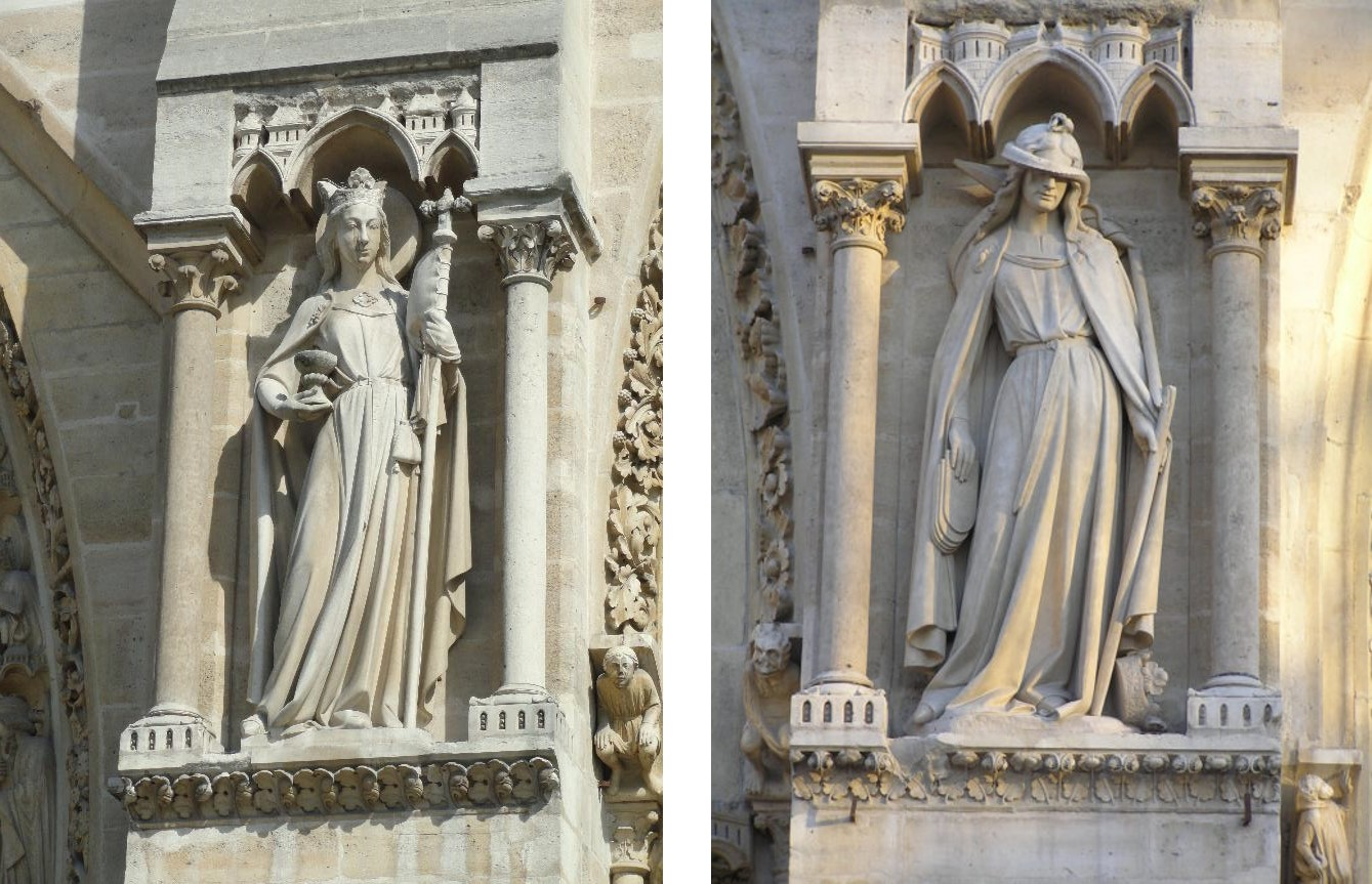 Ecclesia_and_Synagoga_of_Notre-Dame_de_Paris,_16_May_2015