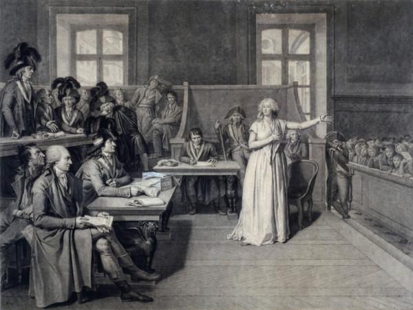 QueenMarie-AntoinetteRevolutionaryTribunal