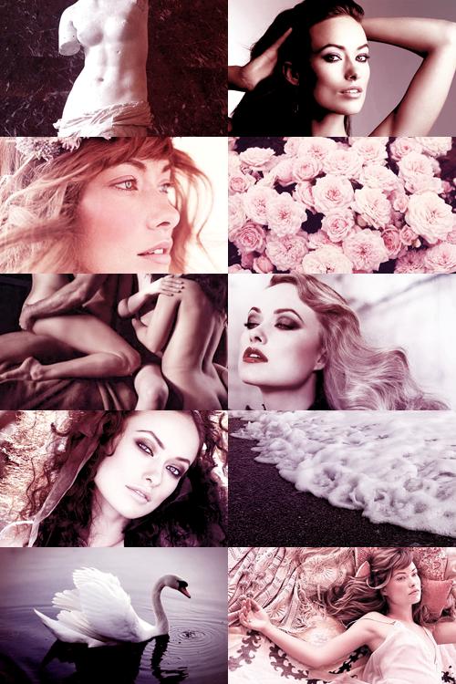 Olivia Wilde as Aphrodite