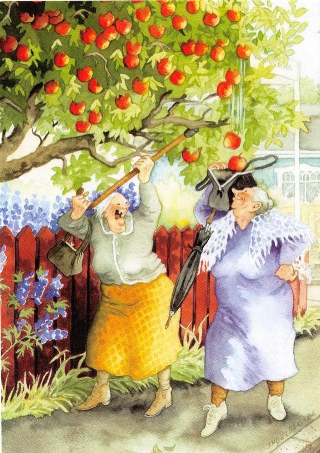фото милых бабушек