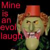 3. Evil Laugh