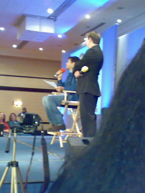Misha auctions a script
