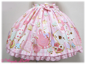 AP Wonder Cookie Skirt Pink Stock