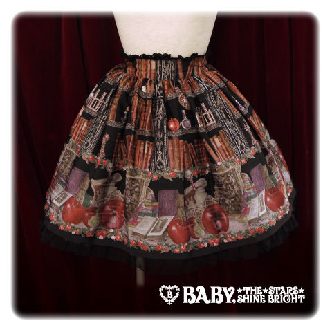 Alice and the Pirates Wicked Queen's Poison Cellar Skirt Stock