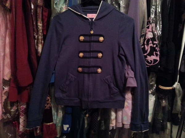Angelic Pretty Military-Style Parka