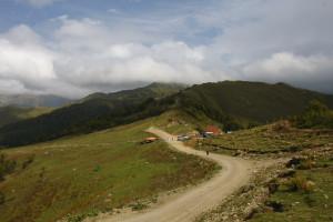 Перевал Анчхо