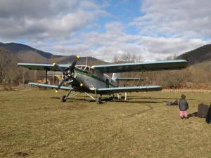 2 самолет