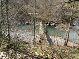 4 Мост через Бзыбь около р. Решевы