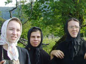 Сестры м.Серафимы