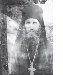 О. Кирилл в горах