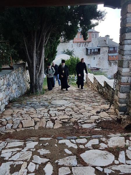 Ксенофонт. Паломники тправляются к Скоропослушнице в Дохиар мал
