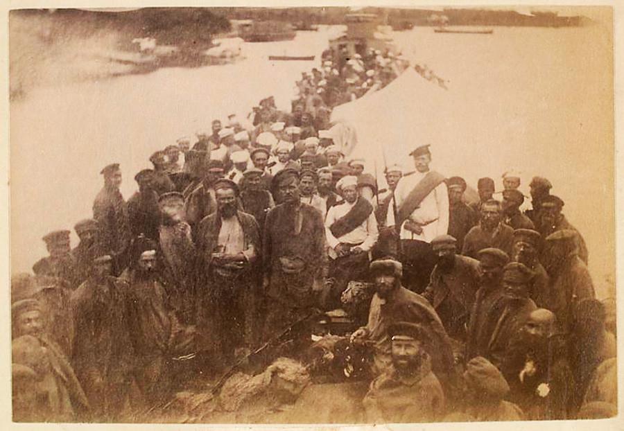 историческое фото сахалина