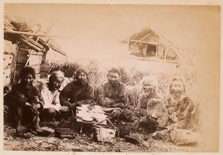 невероятный крестьяне сахалина фото ярмольник