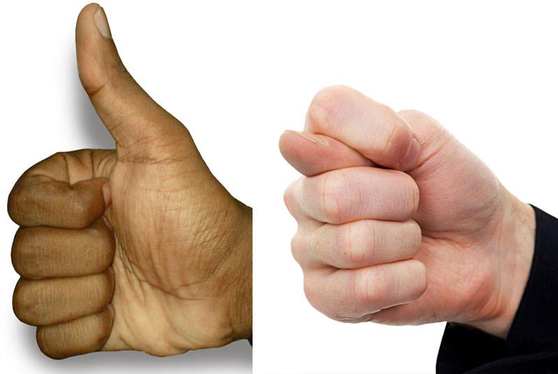 картинка фига сложенного из пальцев уверенны, что всего