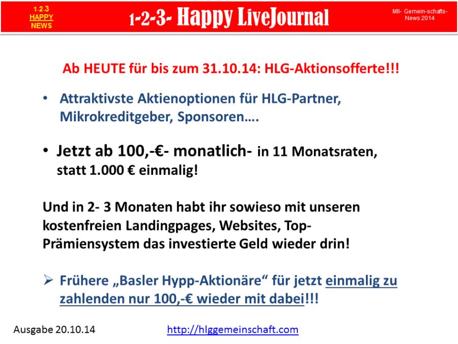 HLG-10-Tage-Aktionsofferte